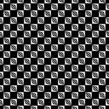 Vector seamless abstract pattern black and white. abstract background wallpaper. vector illustration. Many uses for paintings,printing,mobile backgrounds vector illustration
