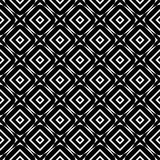 Vector seamless abstract pattern black and white. abstract background wallpaper. vector illustration. Heart, backdrop. Vector seamless pattern. Simple stylish royalty free illustration