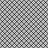 Vector seamless abstract pattern black and white. abstract background wallpaper. vector illustration. Many uses for paintings,printing,mobile backgrounds, book vector illustration