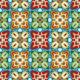 Vector Seamless Abstract Pattern Stock Images