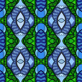 Vector Seamless Abstract Pattern Royalty Free Stock Photography