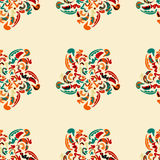 Vector Seamless abstract pattern, hand drawn texture for Wedding, Bridal, Valentine s day or Birthday Invitations. Fabric or paper. Seamless abstract pattern Stock Photo
