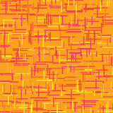 Vector seamless - abstract pattern  Stock Image
