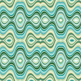 Vector Seamless Abstract Wavy Background Royalty Free Stock Images