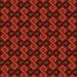 Colorful African geometric ornament. Stock Photography