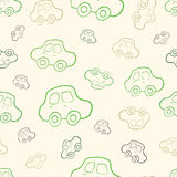Vector seamless baby boy pattern background. Boyish wallpaper. Vector seamless baby boy pattern background. Background. Boyish wallpaper.Pattern with hand drawn Stock Photography
