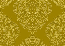 Vector seamless background. Vector seamless background with pattern Royalty Free Stock Photos