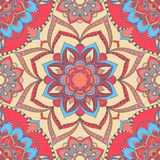 Vector ethnic pattern Royalty Free Stock Images
