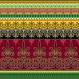 Mauritian background Royalty Free Stock Image