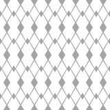 Vector seamless background. Vector seamless background with vintage geometrical pattern for design, print Royalty Free Stock Image