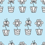 Vector seamless background. wallpaper with a repeating pattern o Stock Photo