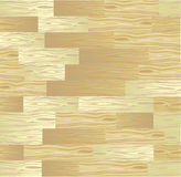 Vector seamless background a wooden parquet Royalty Free Stock Photography