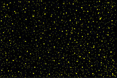 Seamless background, yellow star at black sky. Vector seamless background, yellow star at black sky Stock Images
