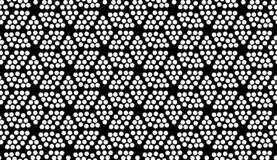 Vector Seamless Black and White home pattern Background. Arts, backgrounds. stock photography