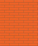 Vector seamless brick texture Stock Photos
