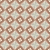 Vector Seamless brown geometric pattern Stock Images