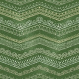 Vector seamless chalk pattern of crochet lacy edges. Royalty Free Stock Photography