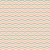 Vector Seamless chevron pattern on grunge Stock Image