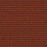 Vector brick wall vector illustration