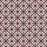 Vector Seamless coloured Floral Organic Triangle Lines Hexagonal Geometric Pattern. Vector Seamless Black and White Floral Organic Triangle Lines Hexagonal vector illustration