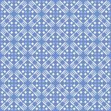 Vector Seamless colourefull Floral Organic Triangle Lines Hexagonal Geometric Pattern. Vector Seamless Black and White Floral Organic Triangle Lines Hexagonal stock illustration