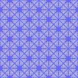 Vector Seamless colourefull Floral Organic Triangle Lines Hexagonal Geometric Pattern. Vector Seamless Black and White Floral Organic Triangle Lines Hexagonal royalty free illustration
