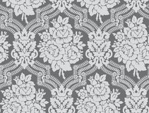 Vector. Seamless damask pattern vector illustration