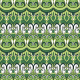 Vector Seamless Damask Pattern Royalty Free Stock Photos