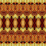 Vector Seamless Damask Pattern Stock Images