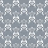 Vector seamless with damask pattern Stock Image