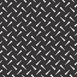 Vector seamless diagonal  pattern black and white. abstract background wallpaper. vector illustration. Vector seamless diagonal lines pattern black and white vector illustration