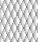 Vector - Seamless Diamond Pattern Black And White  Royalty Free Stock Image