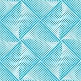 Vector seamless dot pattern Halftone Royalty Free Stock Image