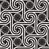 Vector. Seamless egypt pattern Stock Photography