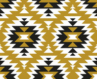 Vector seamless ethnic pattern. Tribal design for wallpaper, wrap paper or fabric. Stock Photo