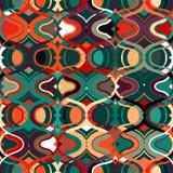 Vector seamless ethnic pattern Stock Photo