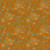 Vector seamless floral background vector illustration