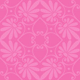 Vector seamless floral ornament Royalty Free Stock Photography