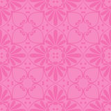 Vector seamless floral ornament Stock Image