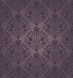 Vector seamless floral pattern. Vector abstract seamless floral pattern Royalty Free Stock Photo