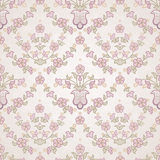 Vector seamless floral pattern in Eastern style. Stock Photos