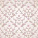 Vector seamless floral pattern in Eastern style. Stock Photography