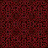 Vector seamless floral pattern, indian style Stock Photo