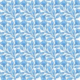 Floral vector seamless pattern in Russian ethnic style.. Stock Photos