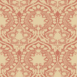 Vector seamless floral pattern vintage Stock Photo