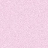 Vector seamless flower background pattern Royalty Free Stock Photo