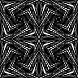 Geometric pattern in hipster style Royalty Free Stock Photos