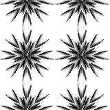 Vector seamless geometric pattern stock illustration