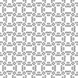 Vector seamless geometric pattern Royalty Free Stock Photo