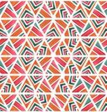 Vector Seamless Geometric Pattern Royalty Free Stock Image